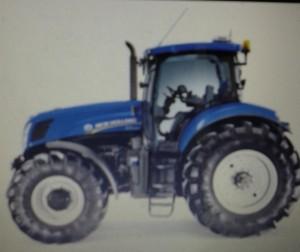 New Holland-Tractors