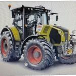 Claas Tractors